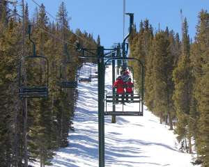 Lift Tickets Link Picture of Chair Lift
