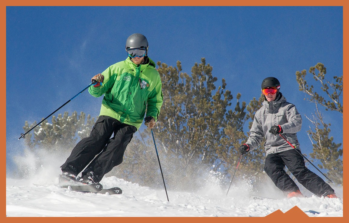 Snowy Range Ski Area Mountain Sports School Private Lessons
