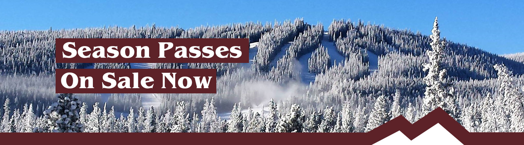 The Snowy Range Ski Area 2018-2019 Season Passes are on sale now