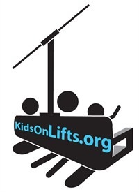 kids on lifts safety logo