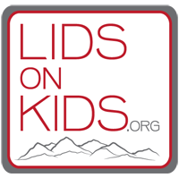 lids on kids safety logo