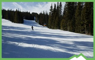 Ski Snowy Range for spring break